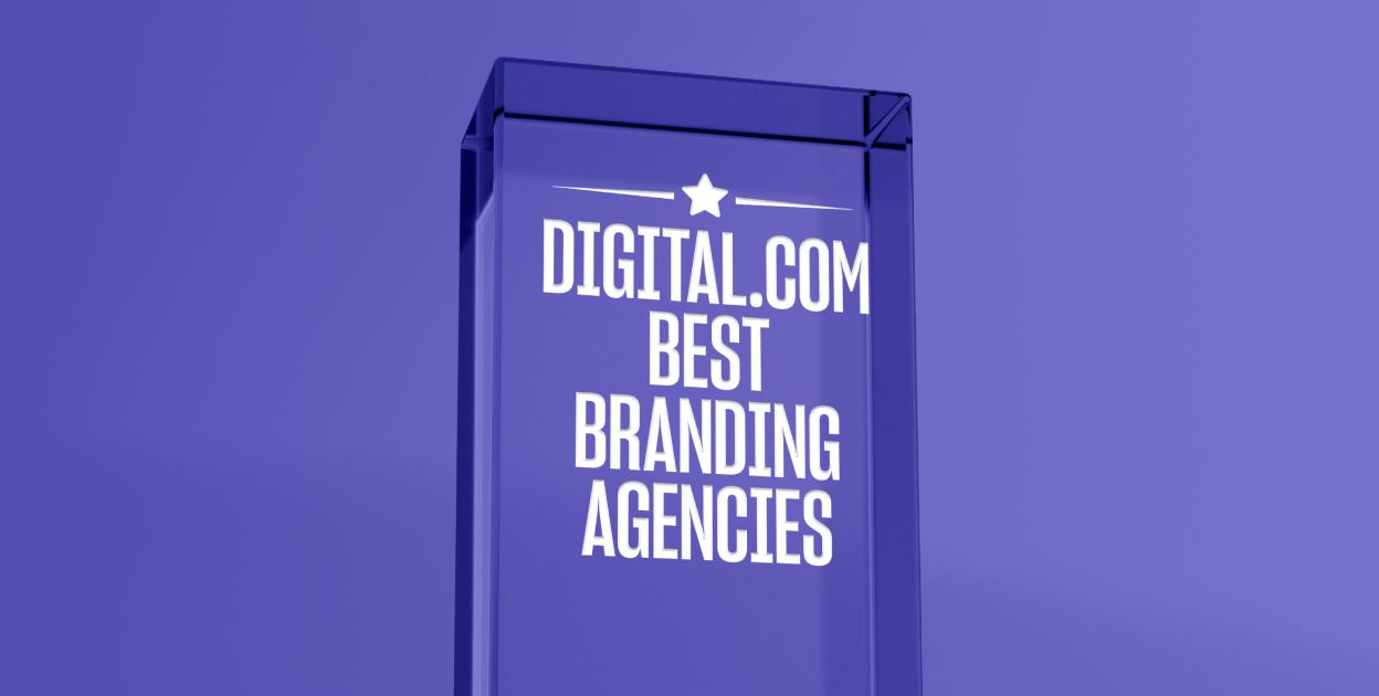 Digital.com awards L+R as a Best Branding Firm in Los Angeles